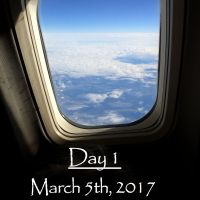 Rome 2017: Arrival Day