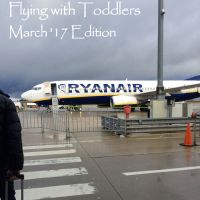 RyanAir with Toddlers
